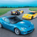 Corvette Racing's second-generation C6.R will be powered by a new 5.5L production-based V-8, to compete in the new unified GT class in the 2010 American Le Mans Series as well as the GT2 class at the 24 Hours of Le Mans.