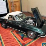 1965 Fuel Injected Corvette at the Bloomington Gold Great Hall 2010