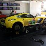 Corvette Racing ran through its scheduled testing itemsSundayduring eight hours of track time ahead of the 24 Hours of Le Mans 2018 as the team looks toward what it hopes is a ninth class victory in the annual French endurance race on the 8.47-mile Circuit de la Sarthe.