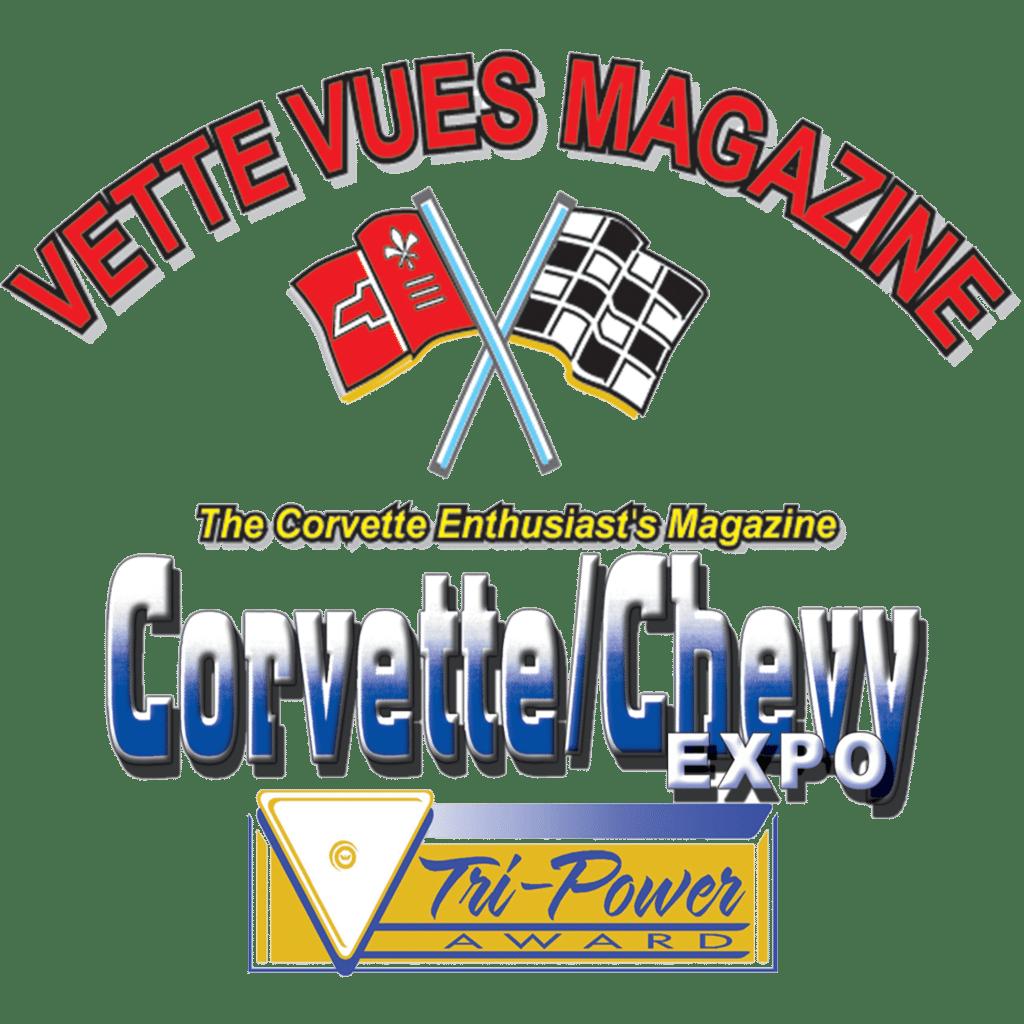 Vette Vues Magazine Logo