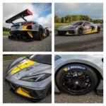 The new C8.R will be Chevrolet's first mid-engine race car to compete in IMSA's GTLM class.