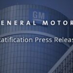 General Motors Ratification Press Release October 25, 2019