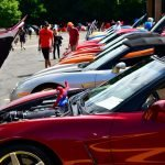 19th Corvette America Car Show - Ladies and Gentlemen Start Your Engines